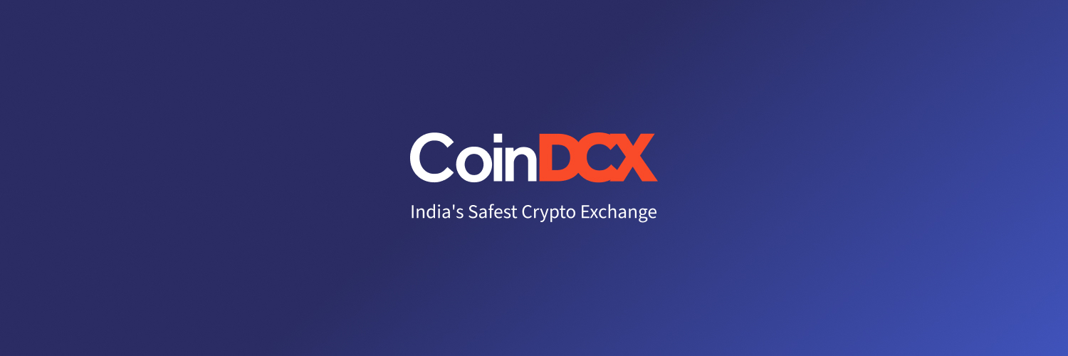 CoinDCX: Buy Sell or Trade 100+ Cryptocurrencies with